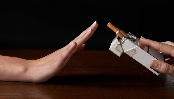 Como limpían fácil después de que ha dejado a fumar